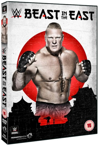 Wwe: Beast In The East (DVD)