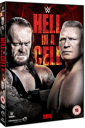 Wwe: Hell In A Cell 2015 (DVD)