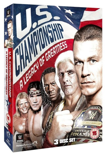 Wwe: United States Championship - A Legacy Of Greatness (DVD)