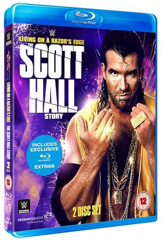 WWE: Scott Hall - Living On A Razor's Edge [Blu-ray]