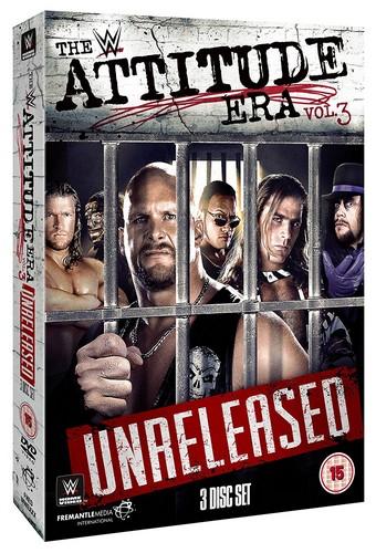 WWE: Attitude Era Vol. 3 - Unreleased (DVD)