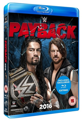 WWE: Payback 2016 [Blu-ray]