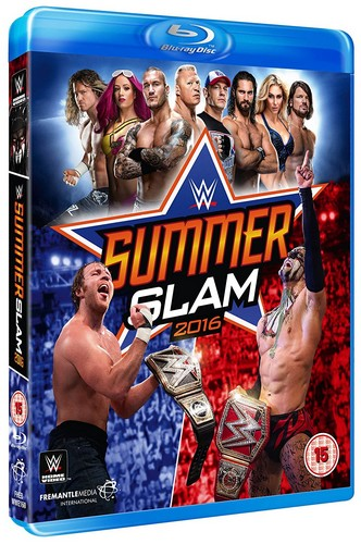 WWE: Summerslam 2016 [Blu-ray] (Blu-ray)