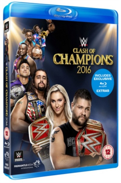 WWE: Clash Of Champions 2016 [Blu-ray] (Blu-ray)