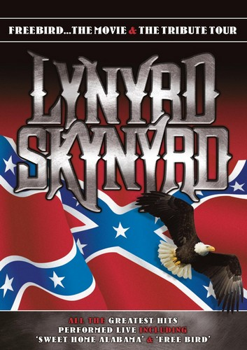 Lynyrd Skynyrd - Freebird...The Movie & The Tribute Tour (DVD)