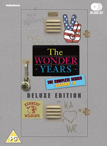 The Wonder Years - The Complete Series: Deluxe Edition (26 Disc Box Set) (DVD)