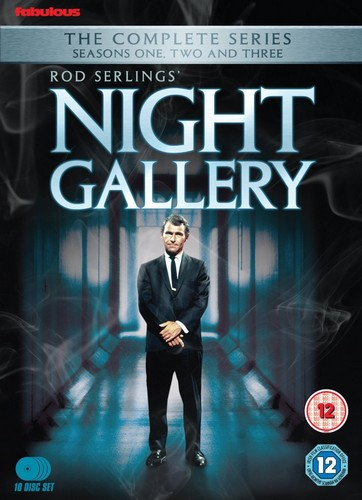 Night Gallery - The Complete Series (DVD)