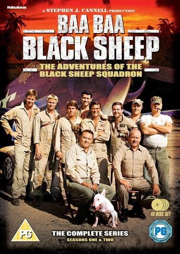 Baa Baa Black Sheep - The Complete Series (DVD)
