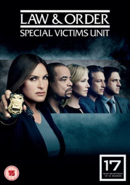 Law and Order - Special Victims Unit - Season 17 (DVD)