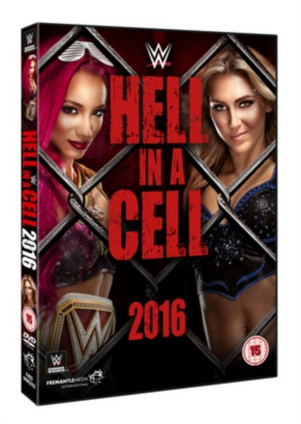 WWE: Hell In A Cell 2016 (DVD)