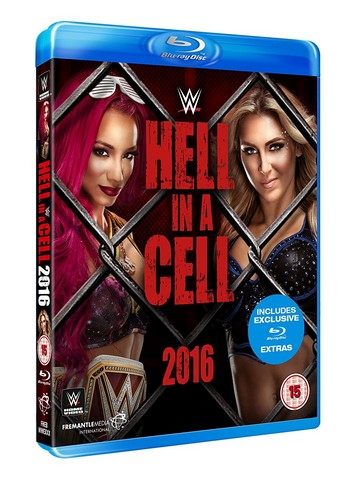 WWE: Hell In A Cell 2016 [Blu-ray] (Blu-ray)