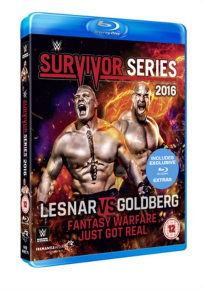 WWE: Survivor Series 2016 [Blu-ray] (Blu-ray)