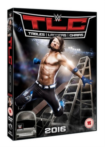 Wwe: Tlc 2016 (DVD)
