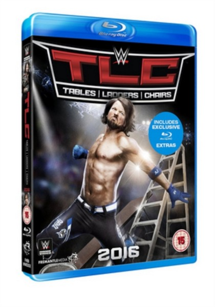 Wwe: Tlc 2016 [Blu-ray] (Blu-ray)
