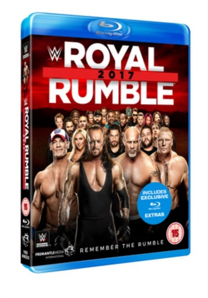 WWE: Royal Rumble 2017 [Blu-ray] (Blu-ray)