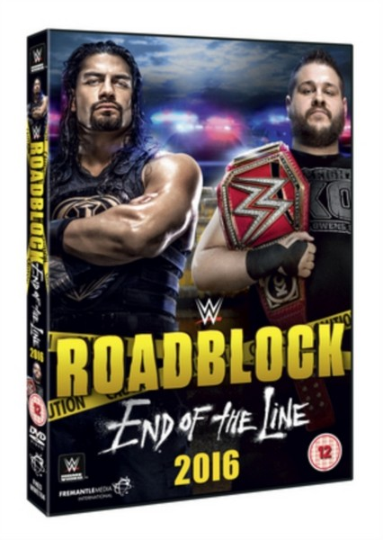WWE: Roadblock 2016 (DVD)