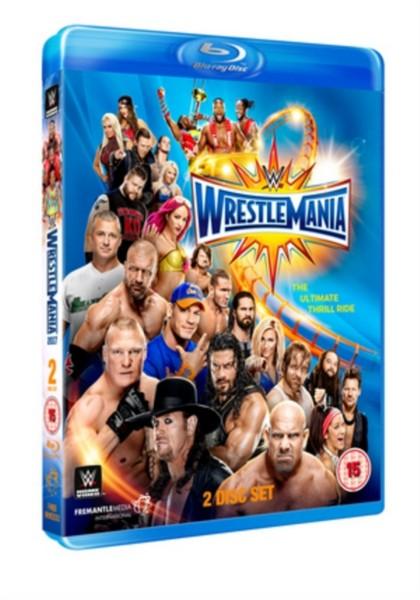 WWE: WrestleMania 33  (Blu-ray)