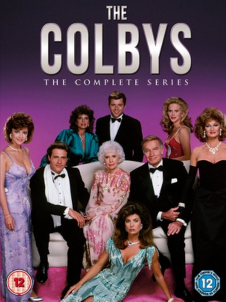 The Colbys: The Complete Series (DVD)