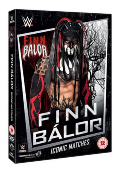 Wwe: Finn Balor - Iconic Matches (DVD)