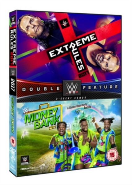 Wwe: Extreme Rules 2017/Money In The Bank 2017 (DVD)