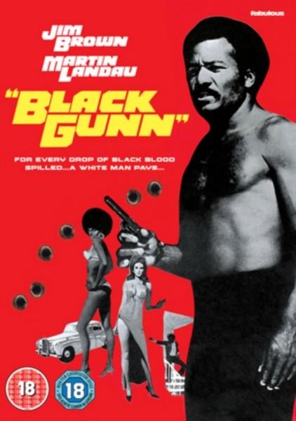 Black Gunn (1972) (DVD)