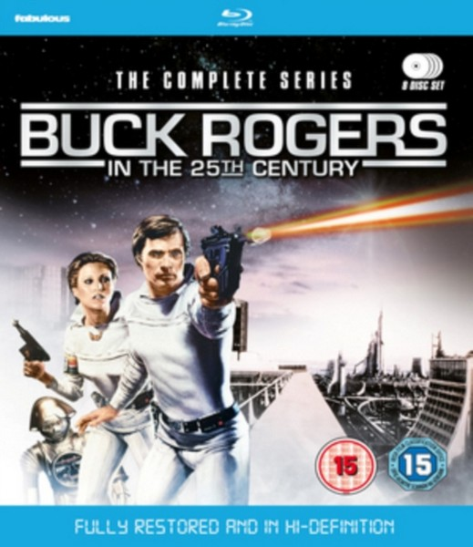 Buck Rogers in the 25th Century The Complete Series (Blu-ray)