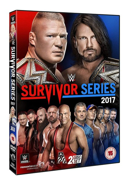 WWE: Survivor Series 2017 [DVD]