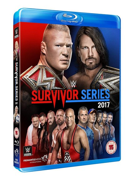WWE: Survivor Series 2017 (Blu-ray)