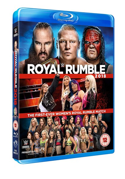 WWE: Royal Rumble 2018 (Blu-ray)