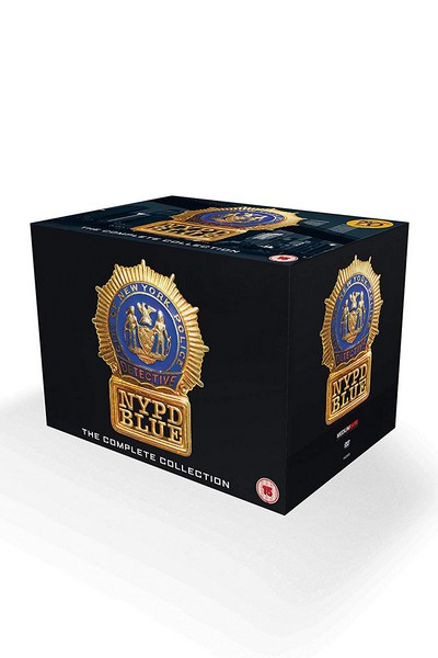 NYPD Blue: The Complete Series [DVD]