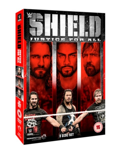 WWE: The Shield - Justice for All [DVD]