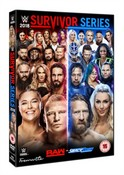 WWE: Survivor Series 2018 (DVD)