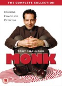 Monk - The Complete Series (DVD)