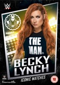 WWE: Becky Lynch - Iconic Matches (DVD)
