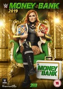 WWE: Money In The Bank 2019 (DVD)