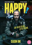 Happy! Season 1 [DVD]