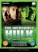 The Incredible Hulk - The Complete Collection [DVD] [1977]