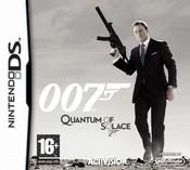 James Bond - Quantum of Solace (Nintendo DS)