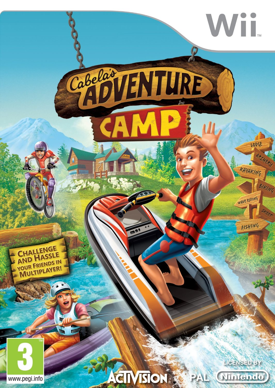 Cabela's Adventure Camp (Wii)