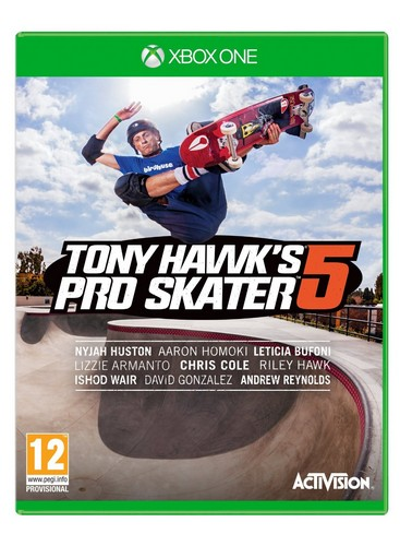 Tony Hawk's Pro Skater 5 (Xbox One)