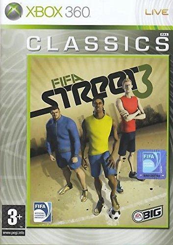 FIFA Street 3 - Classics (Xbox 360)