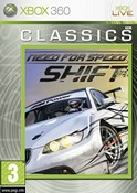 Need For Speed: Shift - Classics (Xbox 360)
