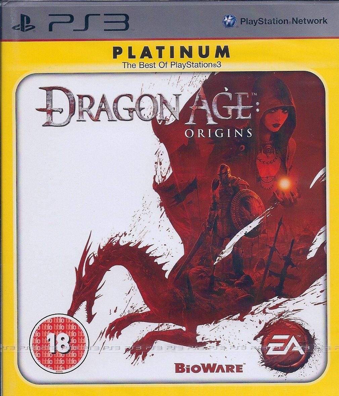 Dragon Age - Origins (Platinum) (PS3)