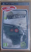 Need For Speed: ProStreet - Essentials - (PSP)