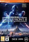 Star Wars Battlefront 2 - Includes The Last Jedi Heroes (PC) (Digital Download Code)