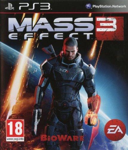 Mass Effect 3 (PS3)