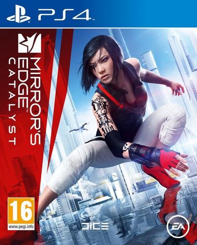 Mirrors Edge Catalyst  (PS4)