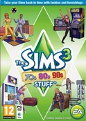 The Sims 3: 70S  80S & 90S Stuff (PC)