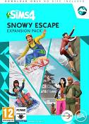 The Sims 4 Snowy Escape Expansion Pack (PC )
