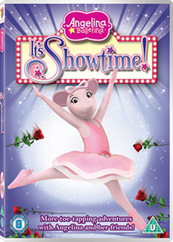 Angelina Ballerina - Its Showtime! (DVD)
